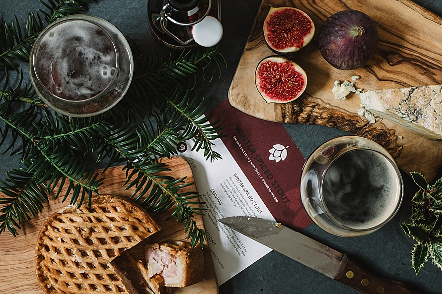 Fancy a pint | Homebrewtique | St Albans commercial photographer