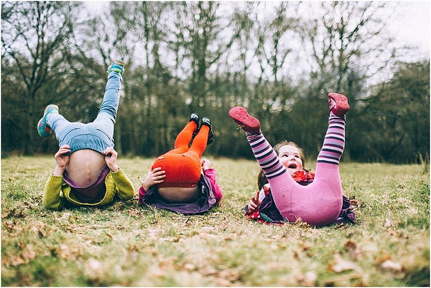 1/2 Day-in-the-life | A splash of colour | Hertfordshire family photographer